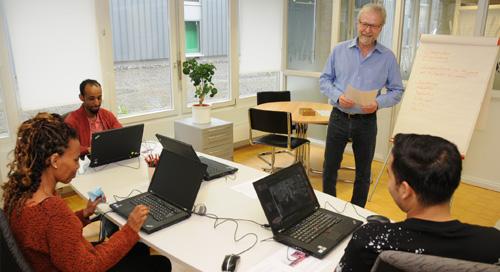 Job-Werkstatt Arbeitsintegration - Was wir tun